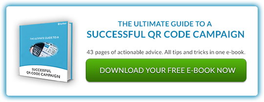 Download Free E-book: Ultimate Guide To a Successful QR Code Campaign