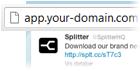 Generate Custom or Short URLs